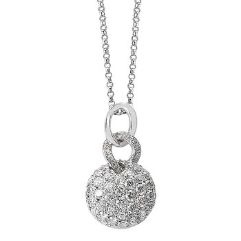 Diamond Pave Pendant