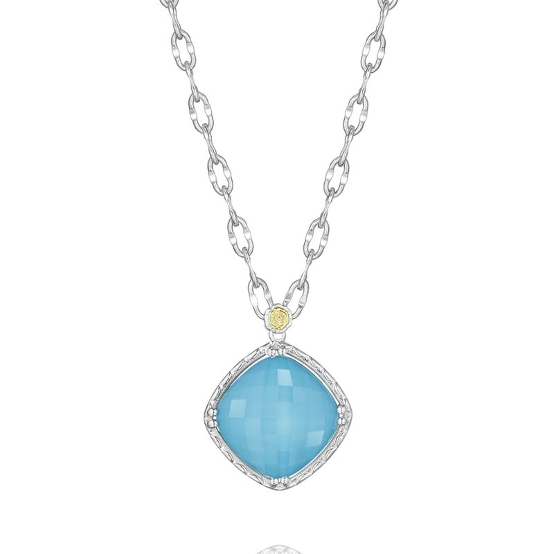 Tacori Fashion Gem Pendant featuring Neo-Turquoise