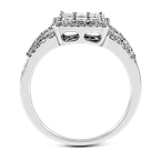 Zeghani ZR840 RIGHT HAND RING