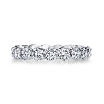 MARS 12751 Diamond Wedding Band, 3.00 Ctw.