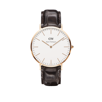 Classic York Rose Gold 40mm