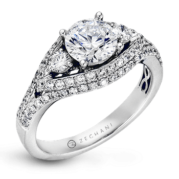 ZR452 ENGAGEMENT RING