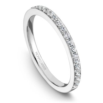 Noam Carver Wedding Band B040-02B