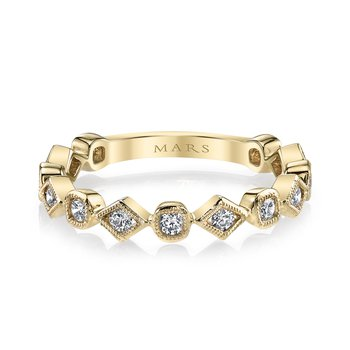 Diamond Fashion Band 0.35 ctw