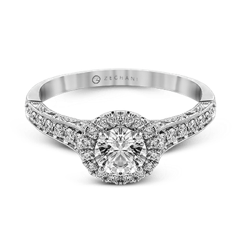 ZR939 ENGAGEMENT RING