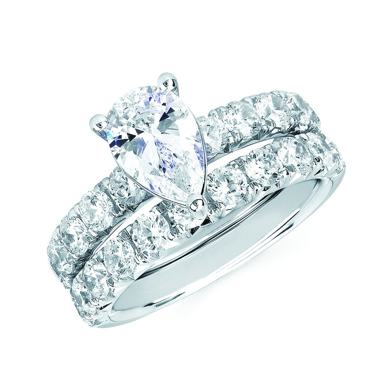 J.F. Kruse Signature Collection Ring RD B 1.00 STD