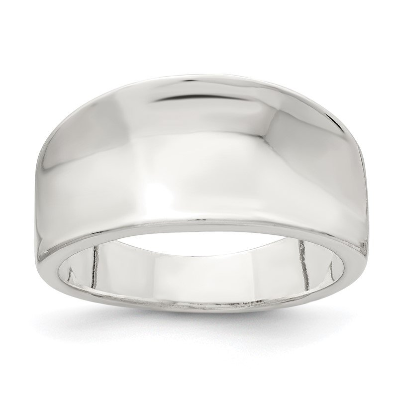Fine Jewelry by JBD Sterling Silver Polished Fancy Ring