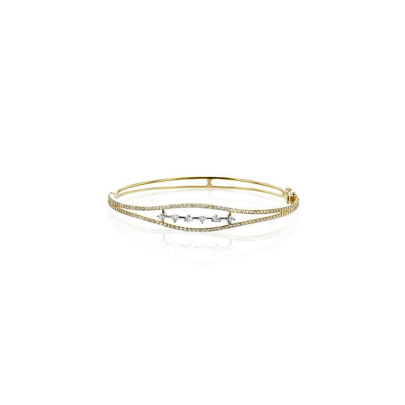 Simon G LB2275-Y BANGLE