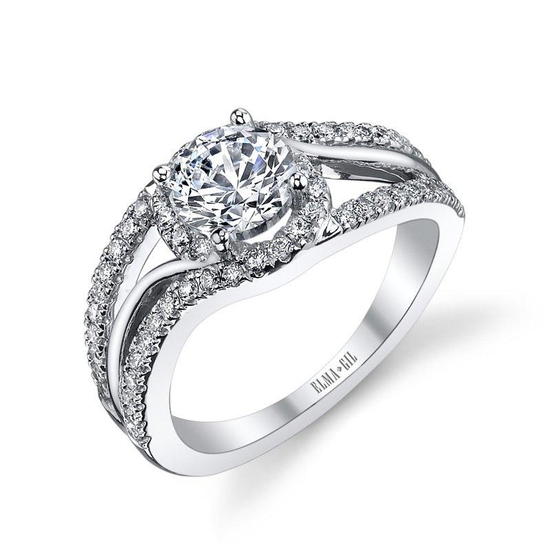 Elk Ivory Wedding Rings 140 | Adjewelation Jewelry Elma Gil Dr 283