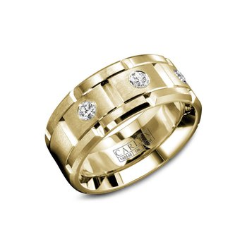 Carlex Generation 1 Mens Ring WB-9211Y