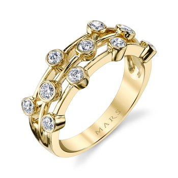 MARS 26776 Fashion Ring, 0.50 Ctw.