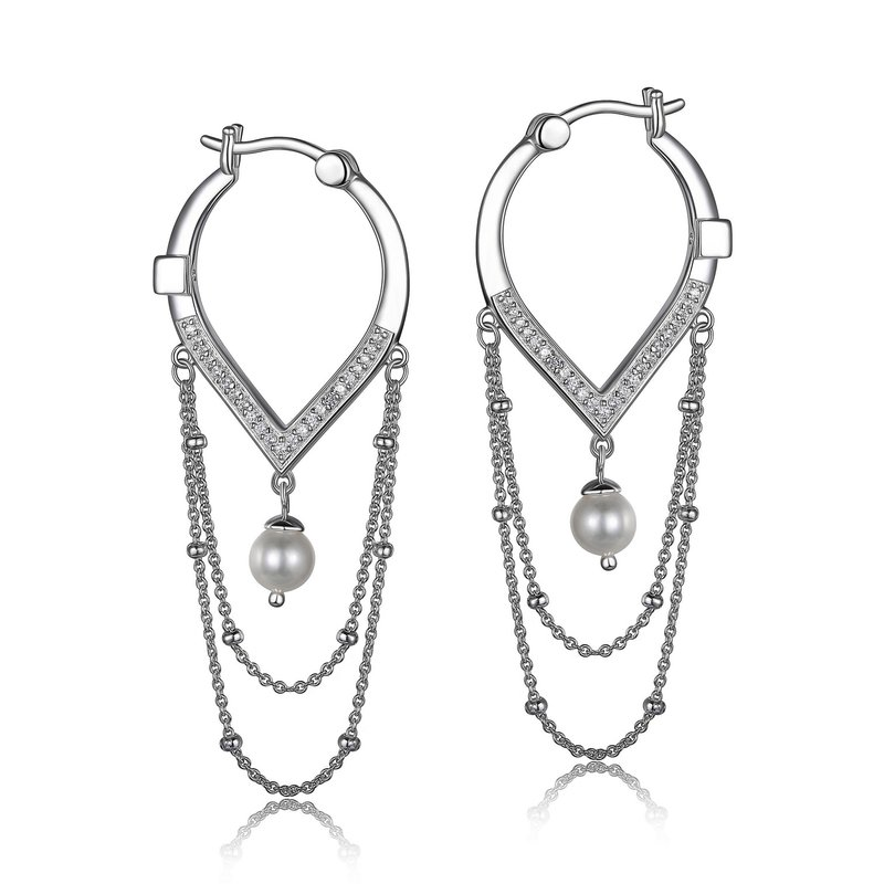 "ELLE ""Majestic"" Drop Earrings"