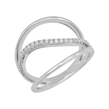 Diamond Fashion Ring - FDR14039W