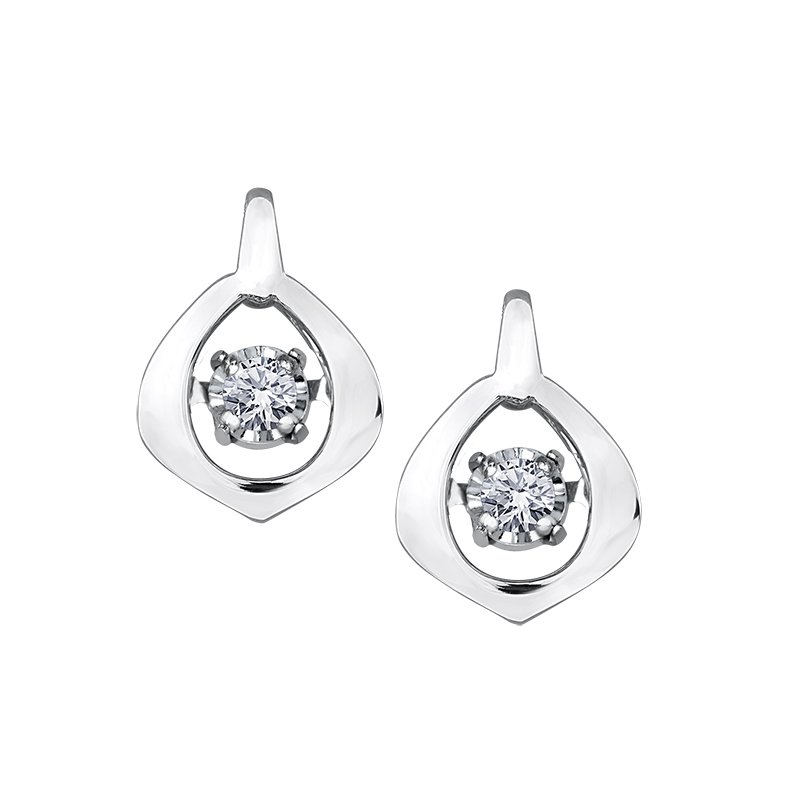 D of D Signature Pulse™ Diamond Earrings