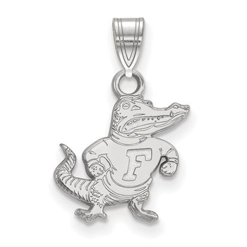 Gold University of Florida NCAA Pendant