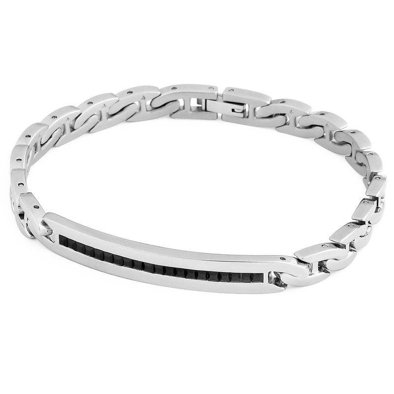 Brosway 316L stainless steel bracelets and swarovski crystals.