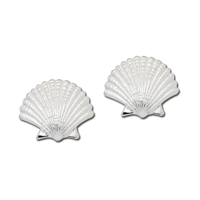 Lestage SE5631_SCALLOP EARRINGS