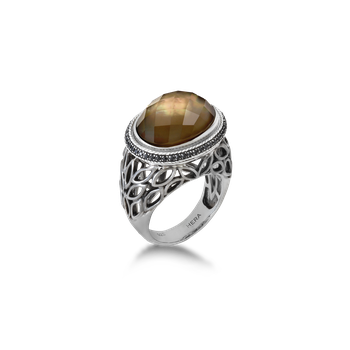 London Gold Designs By Hera Mediterra Diamond Ring