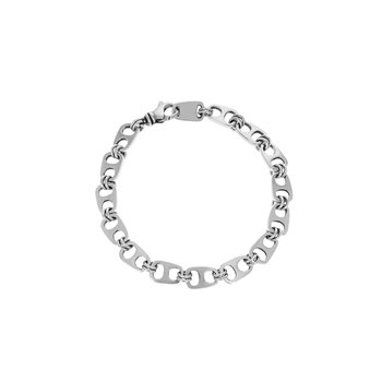 Small Single Pop Top Bracelet With Clasp