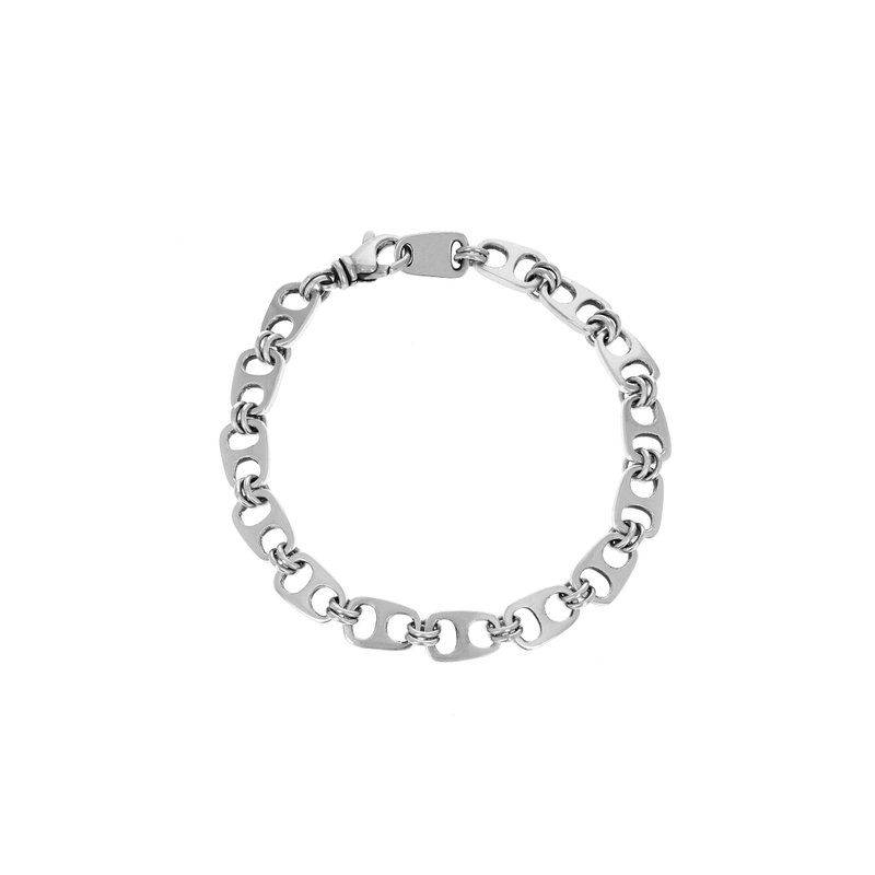 King Baby Small Single Pop Top Bracelet With Clasp