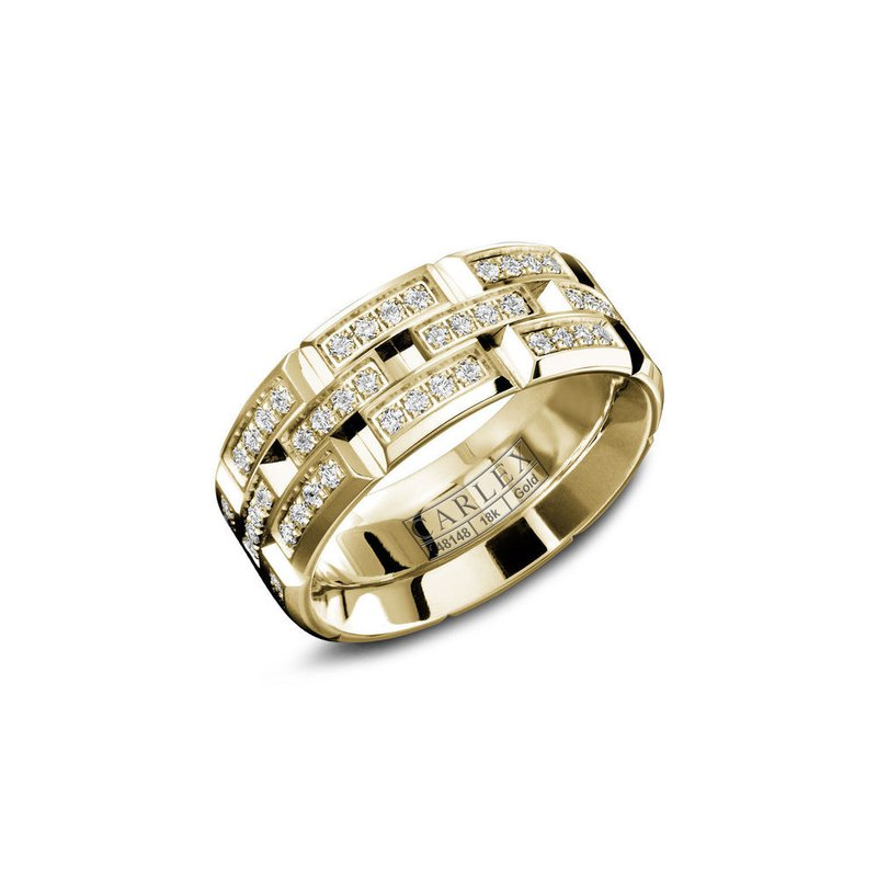 Carlex Carlex Generation 1 Ladies Fashion Ring WB-9318Y-S6