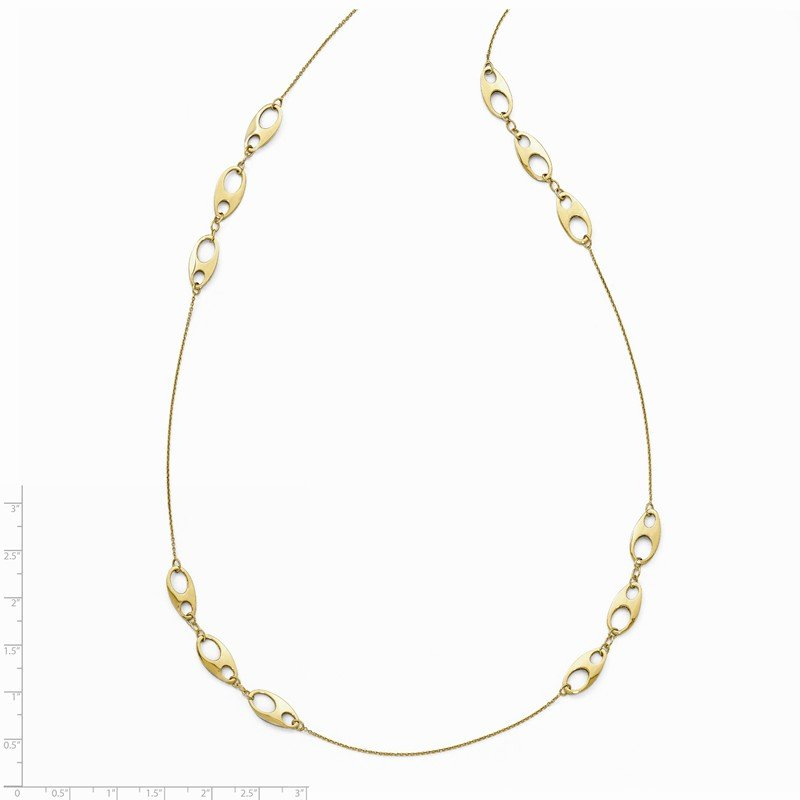 JC Sipe Essentials Leslie's 14k Polished Necklace