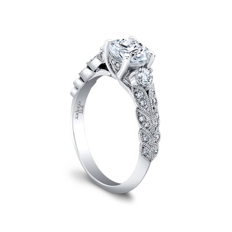 Jeff Cooper Lucy Engagement Ring