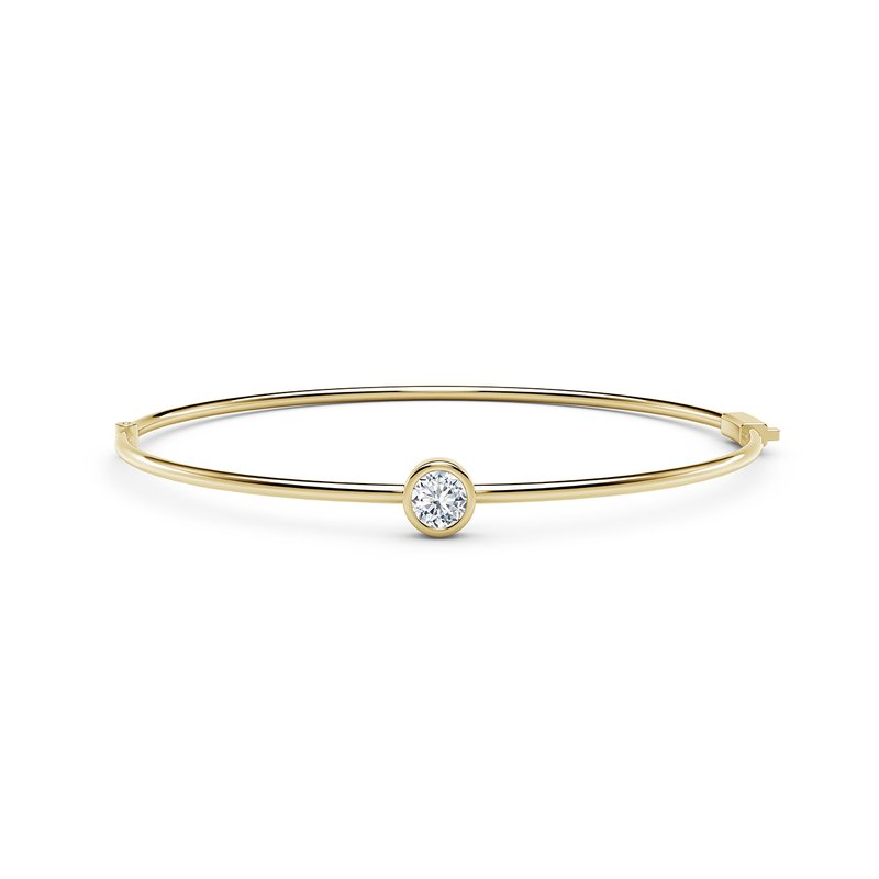 Forevermark The Forevermark Tribute™Collection Round Diamond Bangle