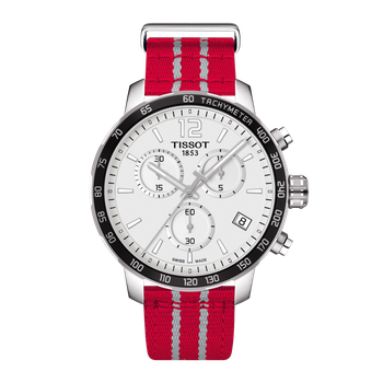 TISSOT QUICKSTER CHRONOGRAPH NBA HOUSTON ROCKETS