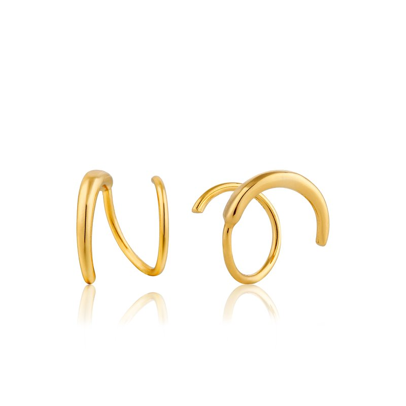 Ania Haie Twist Earrings