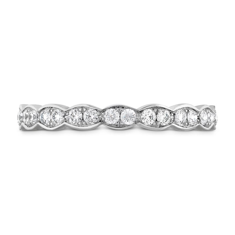 Hearts on Fire Lorelei Floral Eternity Band