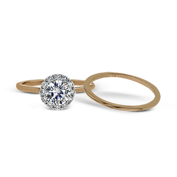 ZR1589 WEDDING SET