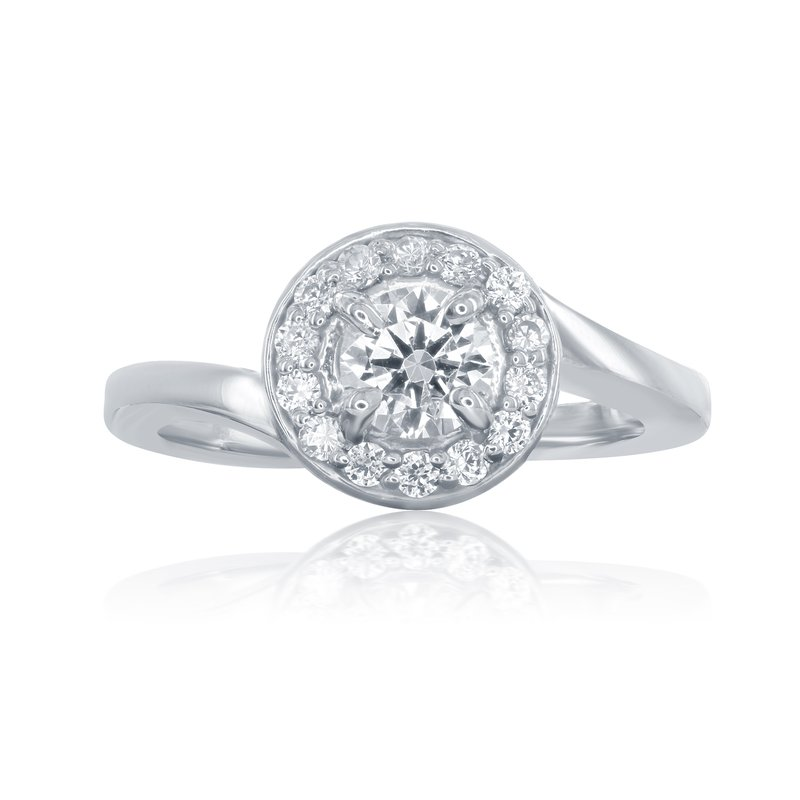 Veer Diamonds ROSETTA RING