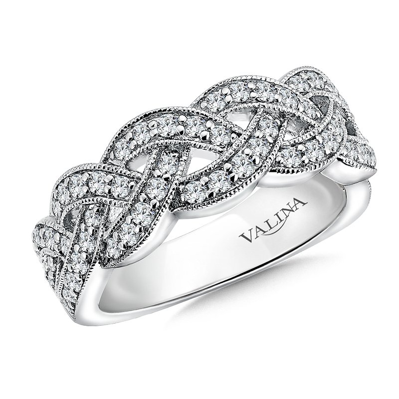 Valina Bridals Diamond Anniversary Band 0.65 ct. tw.