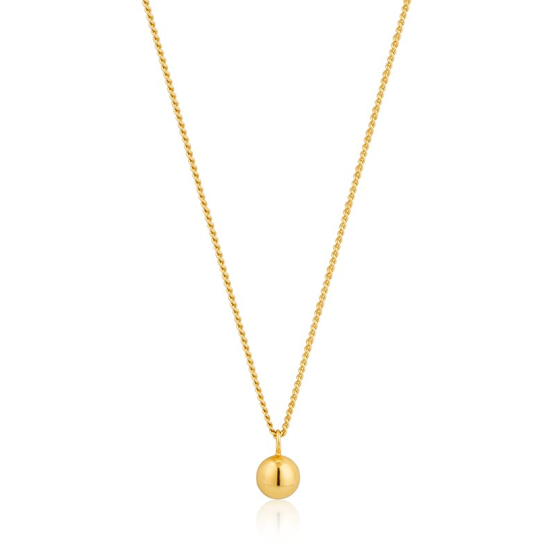 Ania Haie Orbit Ball Necklace