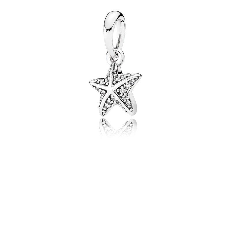 a78bf7b2b Nortons Jewellers: PANDORA (CAD) Tropical Starfish, Clear CZ