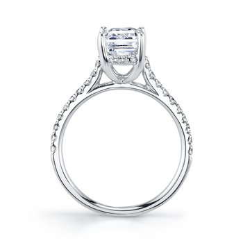 MARS Jewelry - Engagement Ring 27039EM