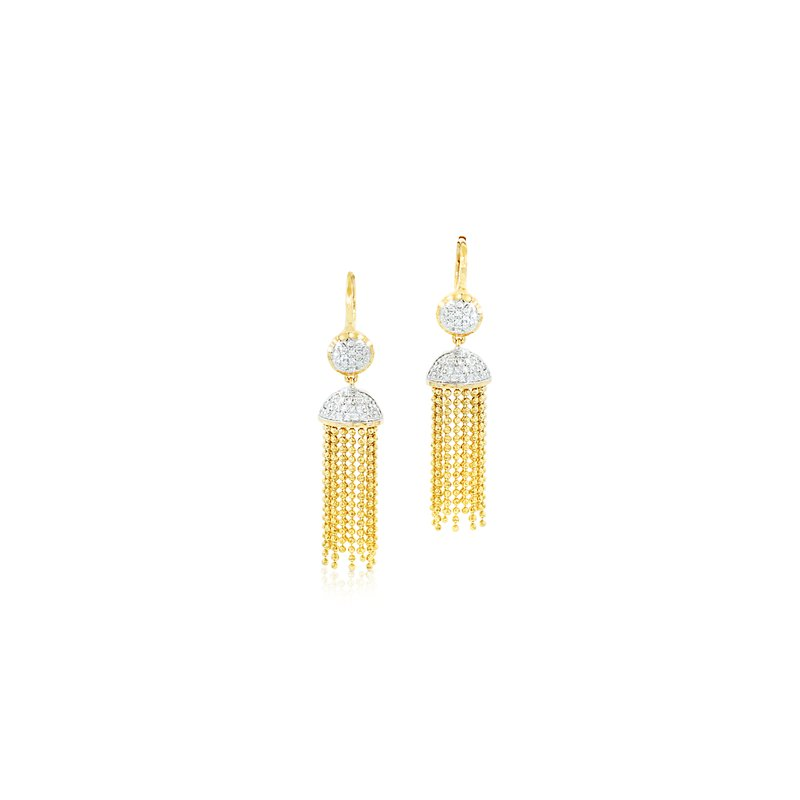Phillips House Affair Tassel Earrings