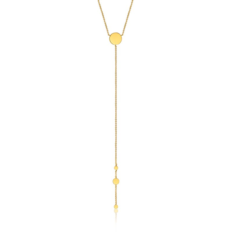 Ania Haie Geometry Y Necklace