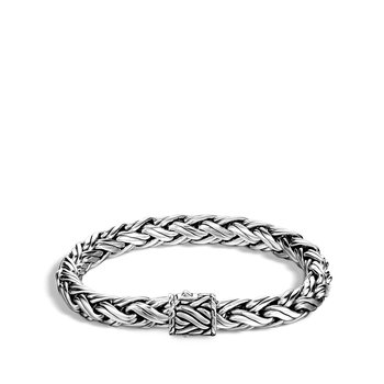 Classic Chain Medium Woven Bracelet