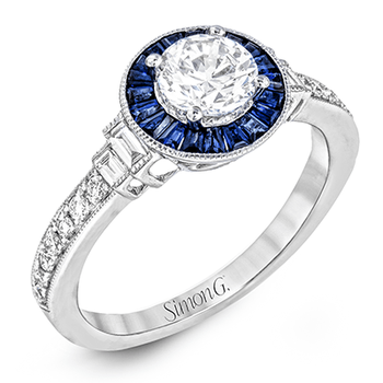 LR1029 ENGAGEMENT RING