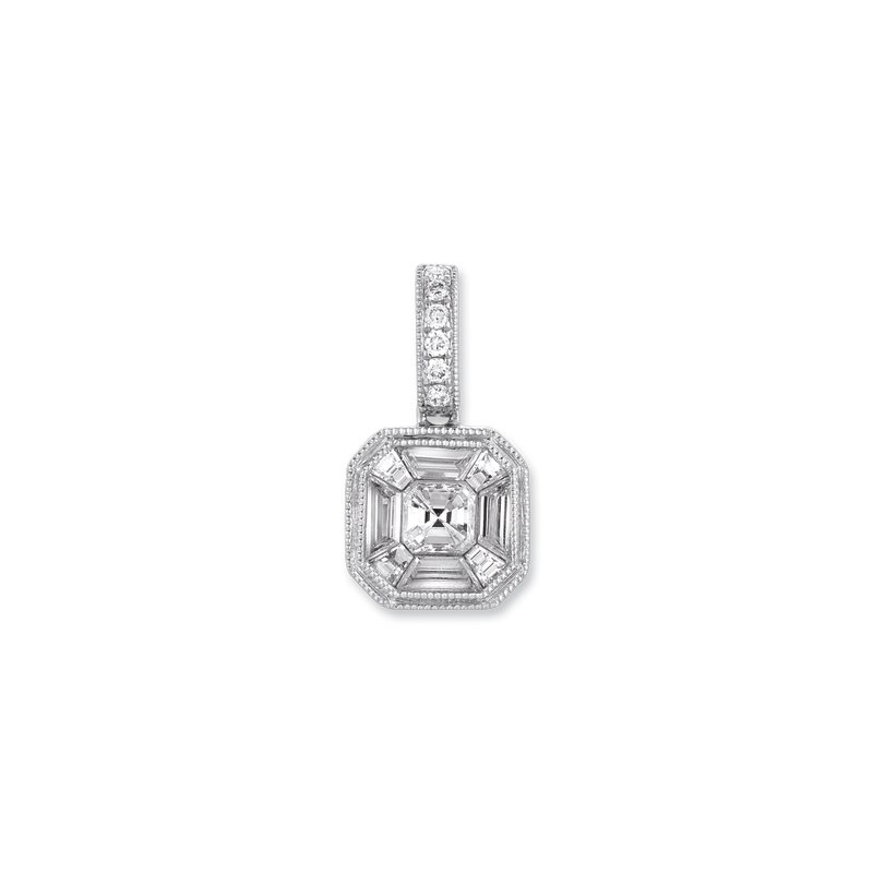 Briana Diamond Pendant