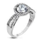 Zeghani ZR810 ENGAGEMENT RING