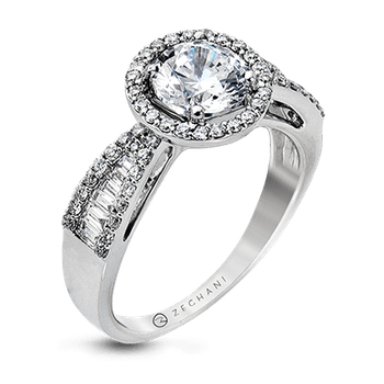 ZR810 ENGAGEMENT RING