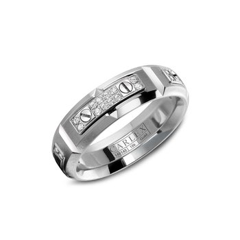 Carlex Generation 2 Mens Ring WB-9587WW