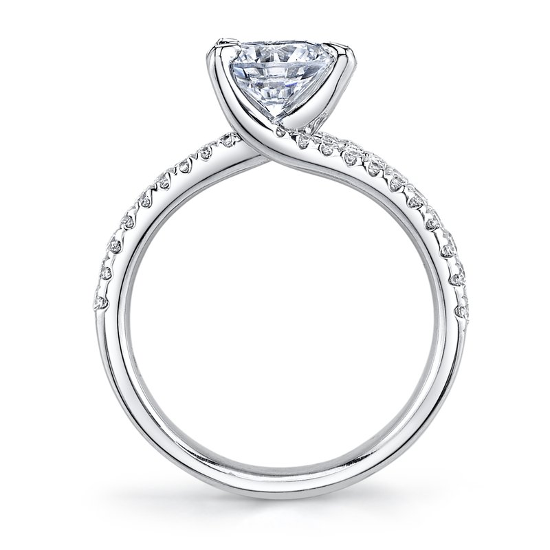 MARS Jewelry - Engagement Ring 25273