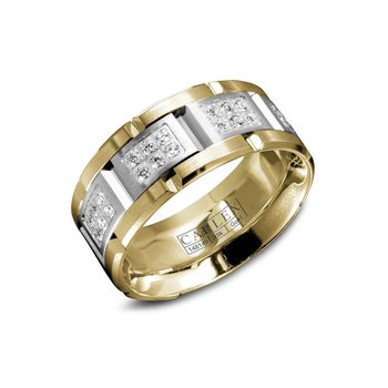 Carlex Generation 1 Mens Ring WB-9155WY