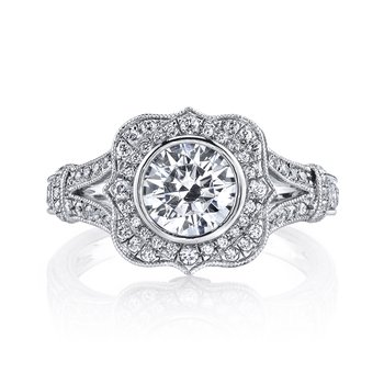 Engagement Ring - 25938
