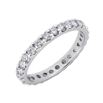 Platinum Eternity Band