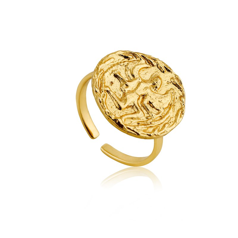 Ania Haie Boreas Adjustable Ring